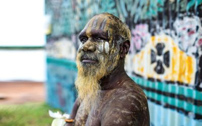 Tiwi art moves with the times