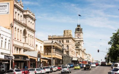 Exploring Ballarat VIC: an historic getaway from Melbourne