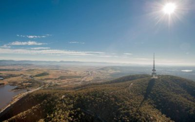 Walks around Canberra that will smash your step goal