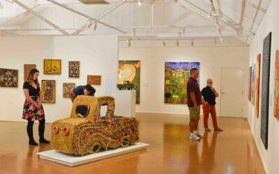 Top NT art galleries for the adventurous art-lover