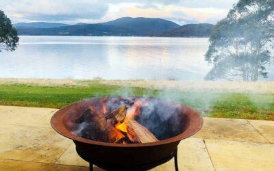 A romantic retreat on Tasmania's Beaupre Peninsula