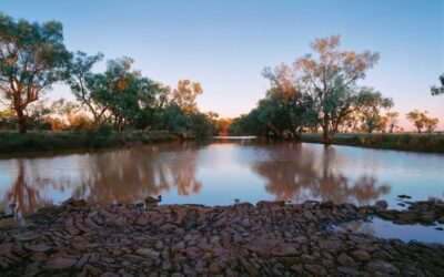 Cool off in Outback Queensland's swimming holes