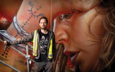 Adnate is making walls less boring