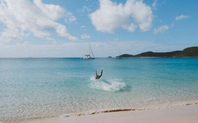 The Whitsundays: one perfect destination for two very different travellers