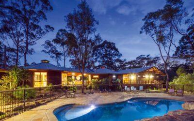 Billabong Retreat – peace and tranquility outside Sydney