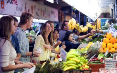 Taste your way through Adelaide Central Market