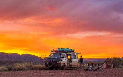 High adrenaline adventures in WA and the NT