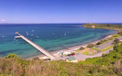 Seaside escape in Flinders, Victoria