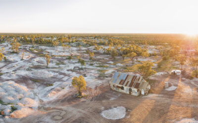 Find your fortune in Lightning Ridge, Outback NSW