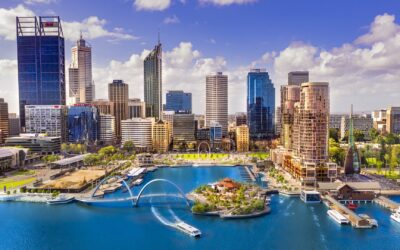 Perfectly Perth: sandy beaches, open green spaces & great vibes