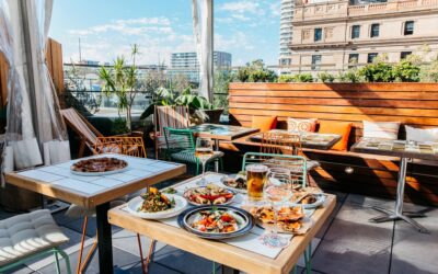 10 rooftop bars in Sydney to visit this summer