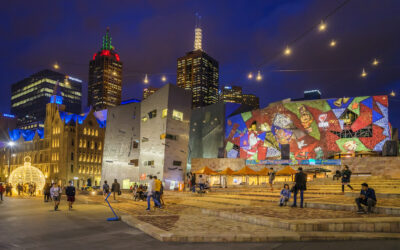 Take a walk on the unusual side of Melbourne