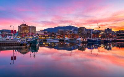 Helloooo Hobart – the historical hub of the Apple Isle