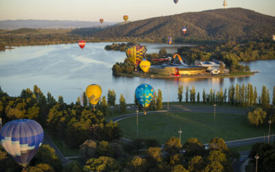 Getting into Canberra – our cultural capital