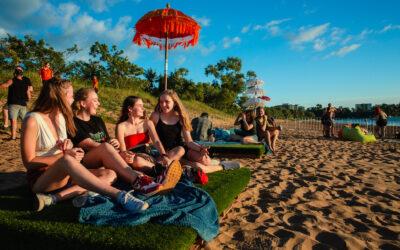 Darwin's biggest music festival is back in 2021