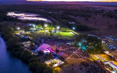 Old Valley Muster: Music, art & culture in the Kimberley
