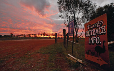 Thargomindah and the Bulloo Shire – a must-visit in Outback Queensland