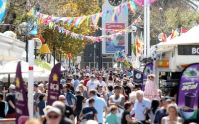 Hop along to these 2021 Easter Markets in New South Wales