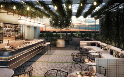 Green spaces and sustainable hotels in Sydney