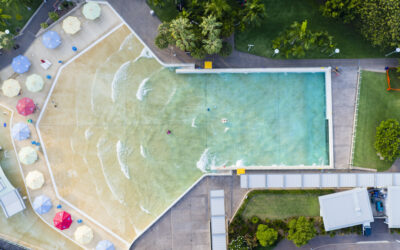 Make a splash at the 7 best water parks in Australia