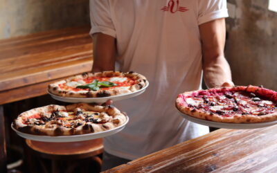 A love letter to Vacanza Pizza in Surry Hills, NSW