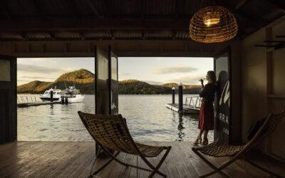 Marramarra Lodge – Luxury on the Hawkesbury River