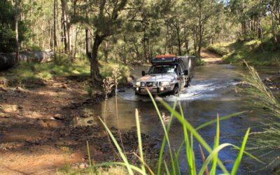Adventurous 4WDing tracks – Top 5 in Queensland