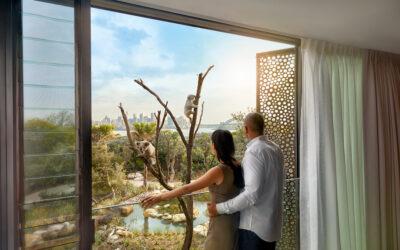 Spend a night at Sydney's new Wildlife Retreat at Taronga