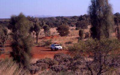 Top End vs Red Centre: who has the best 4WD tracks?