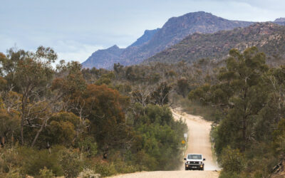 Going off-road in Victoria's best 4WD locations